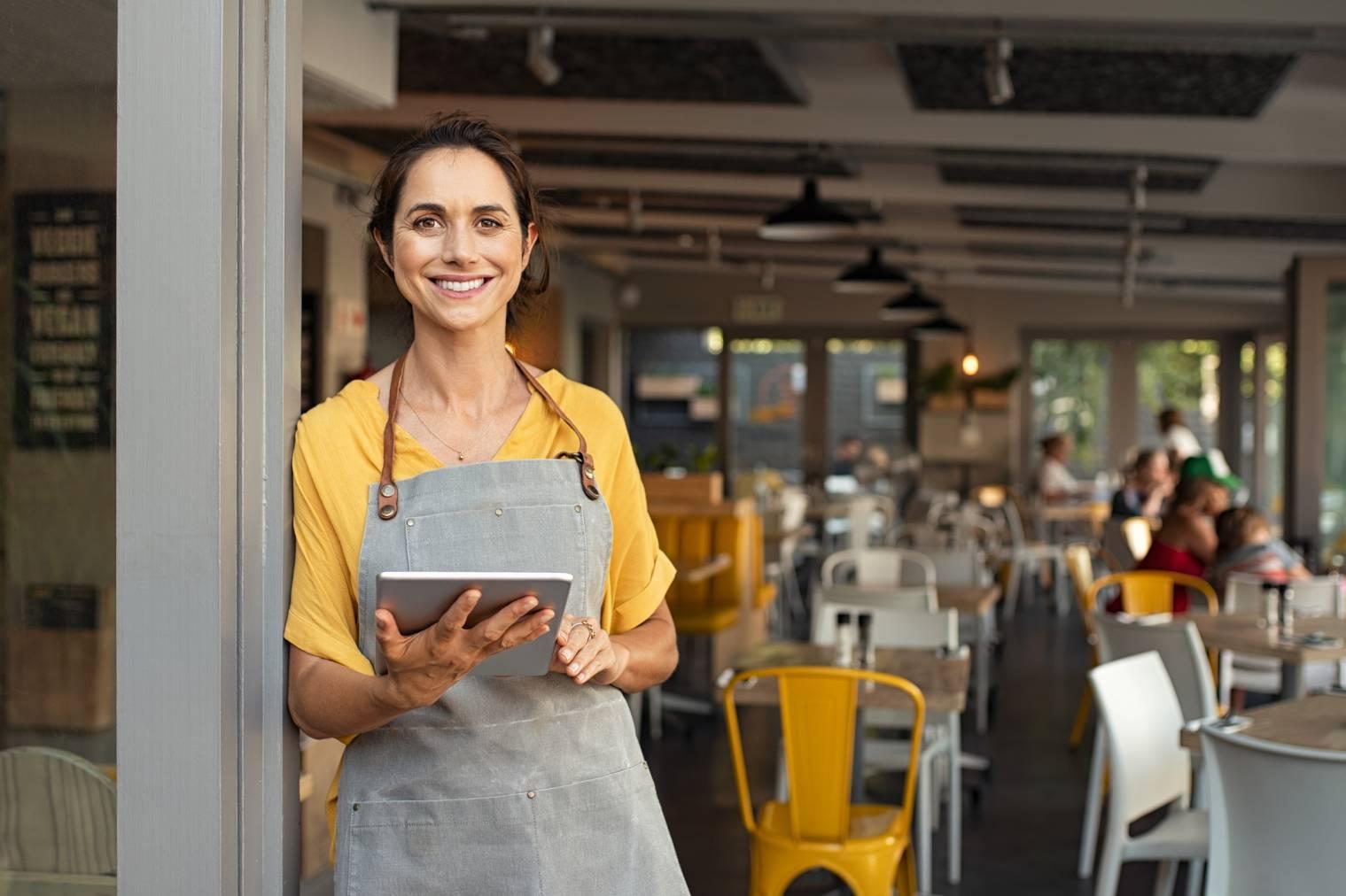 ouverture d'un restaurant