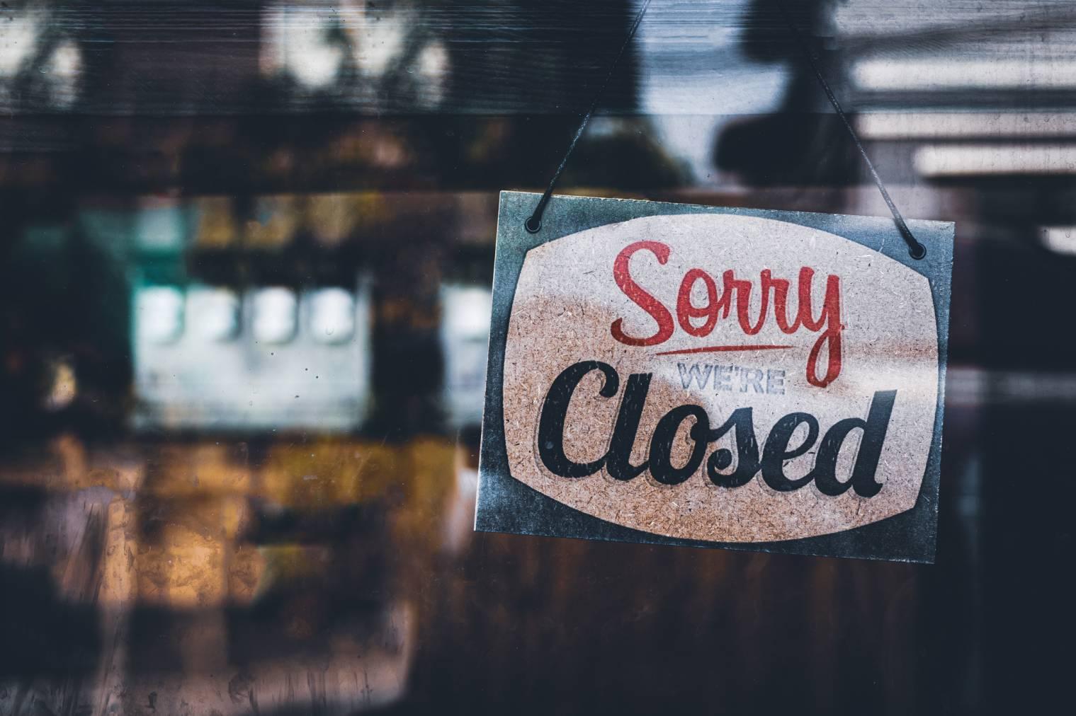 fermeture administrative bar
