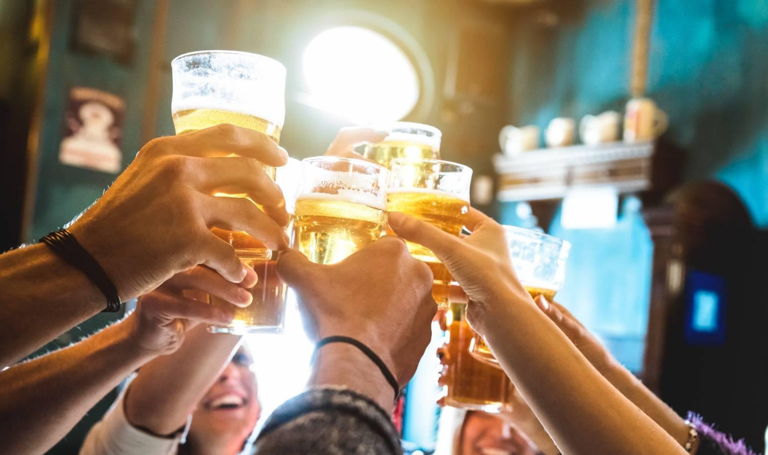 happy hours et open bar