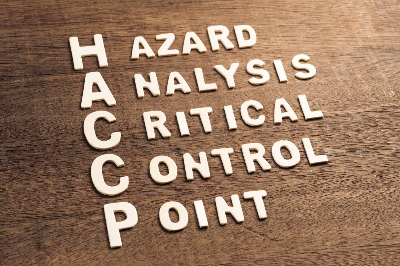 règles haccp